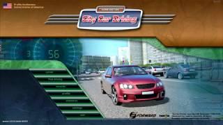 Como configurar volante Driving force GT no City Car Driving