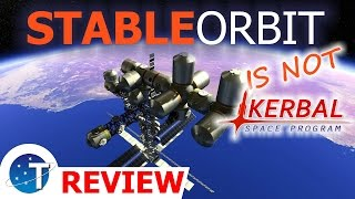 Space Station Simulator - Stable Orbit review feat. Marcus House