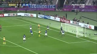 高画質 アジアカップ決勝 日本 1-0 オーストラリア ロングハイライト thumbnail