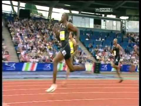 Usain Bolt Tv docunentary