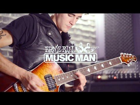 Ernie Ball Music Man Armada feat. Grant MacKenzie