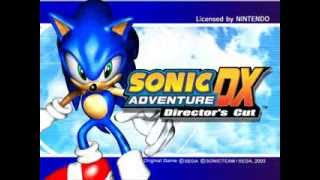 Sonic Adventure DX (TAS) - Sonic