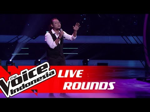 Ope - Fix You (Coldplay) | Live Rounds | The Voice Indonesia GTV 2019