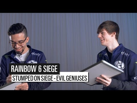 Stumped on Siege: Evil Geniuses | Necrox vs. nvK