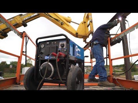 Miller Fusion 160 Portable Welder/Generator