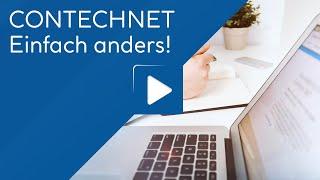 CONTECHNET - Einfach anders! Strukturierte Softwarelösungen für IT-Notfallplanung & ISMS.