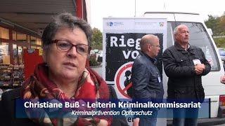 NRWspot.de | Polizei Hagen Aktionswoche – Riegel vor! Sicher ist sicherer – Landesweite Aktion