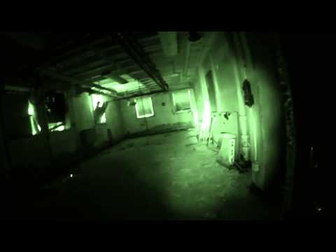 Fairfield Hills Asylum  (an unguided tour)