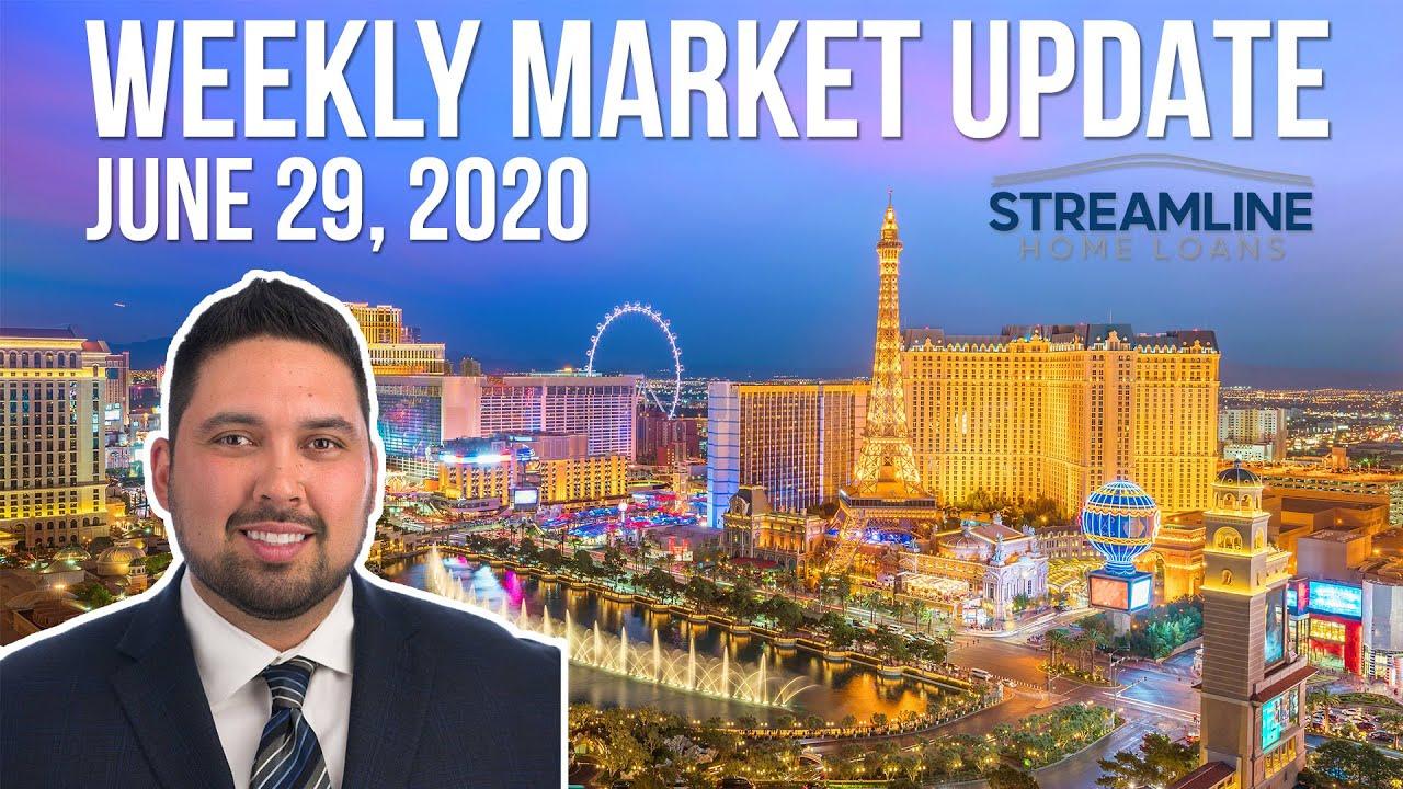 Weekly Market Update // 6-29-20