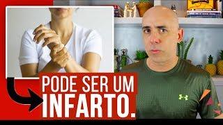 4 SINAIS QUE SEU CORPO DÁ ANTES DE UM INFARTO | Dr Dayan Siebra