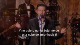 Pusher Love Girl Justin Timberlake Subtitulado al Español