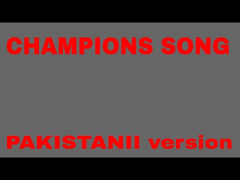 CHAMPION latest punjabi song from pakistan thumbnail