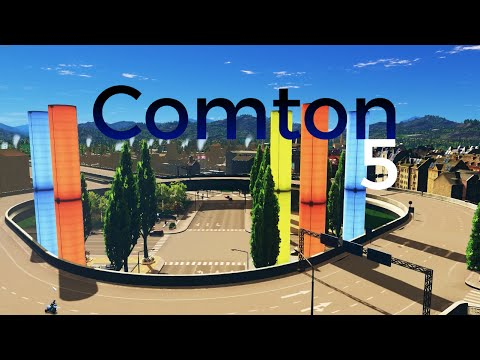 Citiess Skylines No. 5 - Comton: Heavy industry!