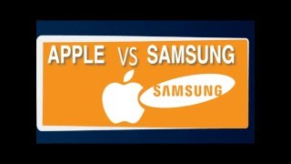 Infographics - Samsung Galaxy vs Apple iPhone : Which is the best