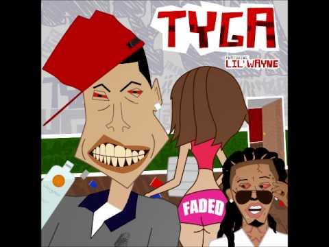 Tyga Ft. Lil Wayne - Faded (Instrumental)