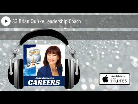 33 Brian Quirke Leadership Coach