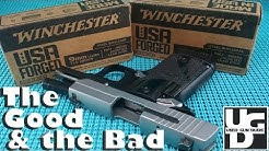 Winchester USA Forged Steel Cased 9mm Review, Love it or Hate it?