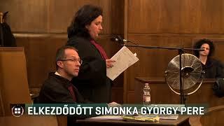 Tagadta bűnösségét Simonka György 20-01-14
