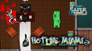 Hotline Miami 2: Wrong Number - Gameplay