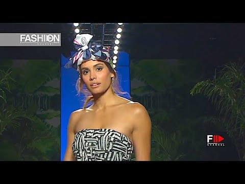 M soy ARQKITECT Spring Summer 2018 COLOMBIAMODA 2017 - Fashion Channel