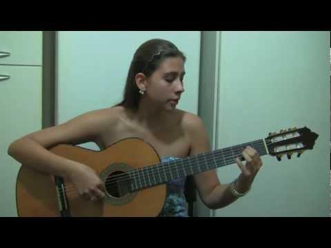 O Cantador (Dori Caymmi/Nelson Motta) - Raíssa Amaral