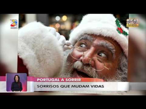 Portugal a Sorrir - Você na TV - Severino Moreira (Pai Natal)