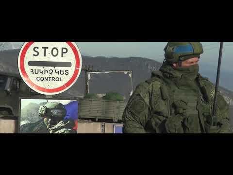 Клип про войну в  Карабахе