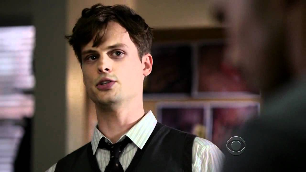 Criminal minds Reid Son Of A Bitch