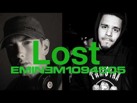 Eminem ft. J. Cole - Lost (New Song 2017)