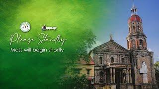BANAL NA MISA   Setyembre 18, 2021   5:30 N.H.   Parokya ng San Agustin
