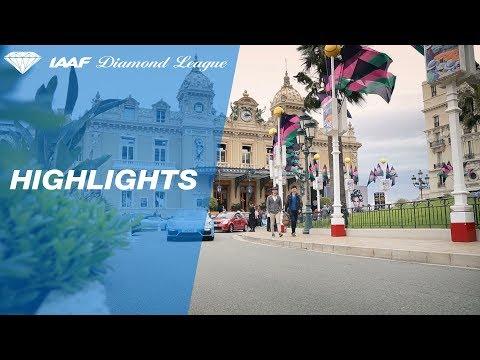 Monaco Highlights 2018 - IAAF Diamond League