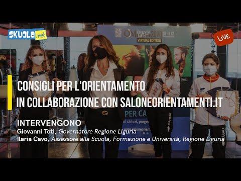 Consigli per l'orientamento in collaborazione con SaloneOrientamenti.it