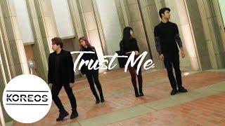 [Koreos] KARD  - Trust Me Dance Cover 댄스커버