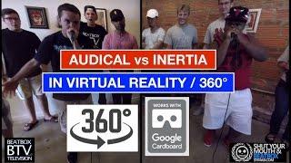 audical vs inertia vr 360 beatbox battle
