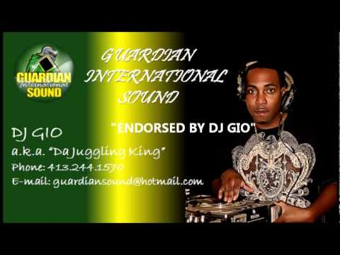 DJ GIO GUARDIAN SOUND ENDORSED ARTISTS (LOCAL AND INDIE) SEPT 2011