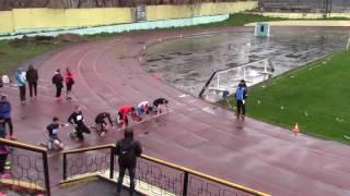 Кубок Пермского края по лёгкой атлетике, 6 мая, 2017 года - 100 метров, финал, мужчины