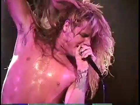 Sebastian Bach - (Button South) Hallandale,Fl 2.24.98 (Compl