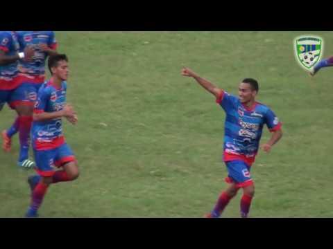 GOLES Real Frontera 2 - 3 Atl Guanare / segunda division
