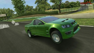 CarX Drift Racing - Ездим на задке