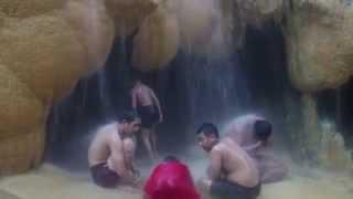 Menikmati Air Terjun Panas di Pancuran 7 (Pitu) Baturraden Purwokerto