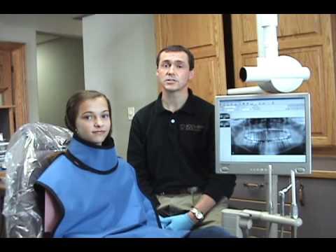 Idaho Falls Dentist--Jeff Hoover of Hoover Dental on Thyroid Collar and Dental Xrays.wmv
