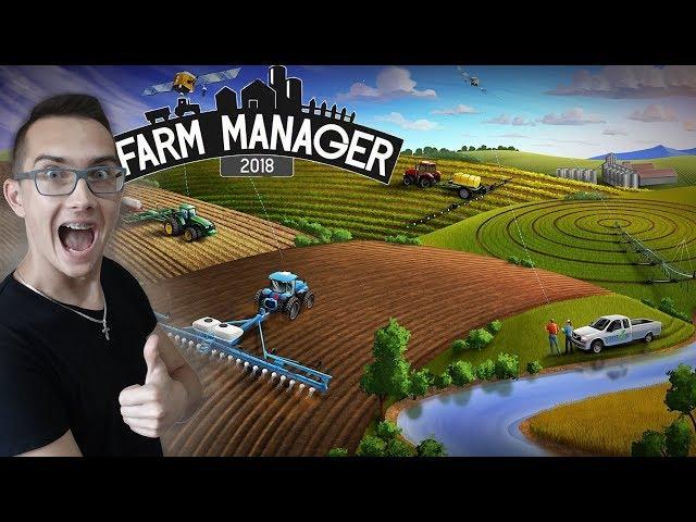 Farm Manager 2018 ✔ Zarządzaj Własną Farmą #2