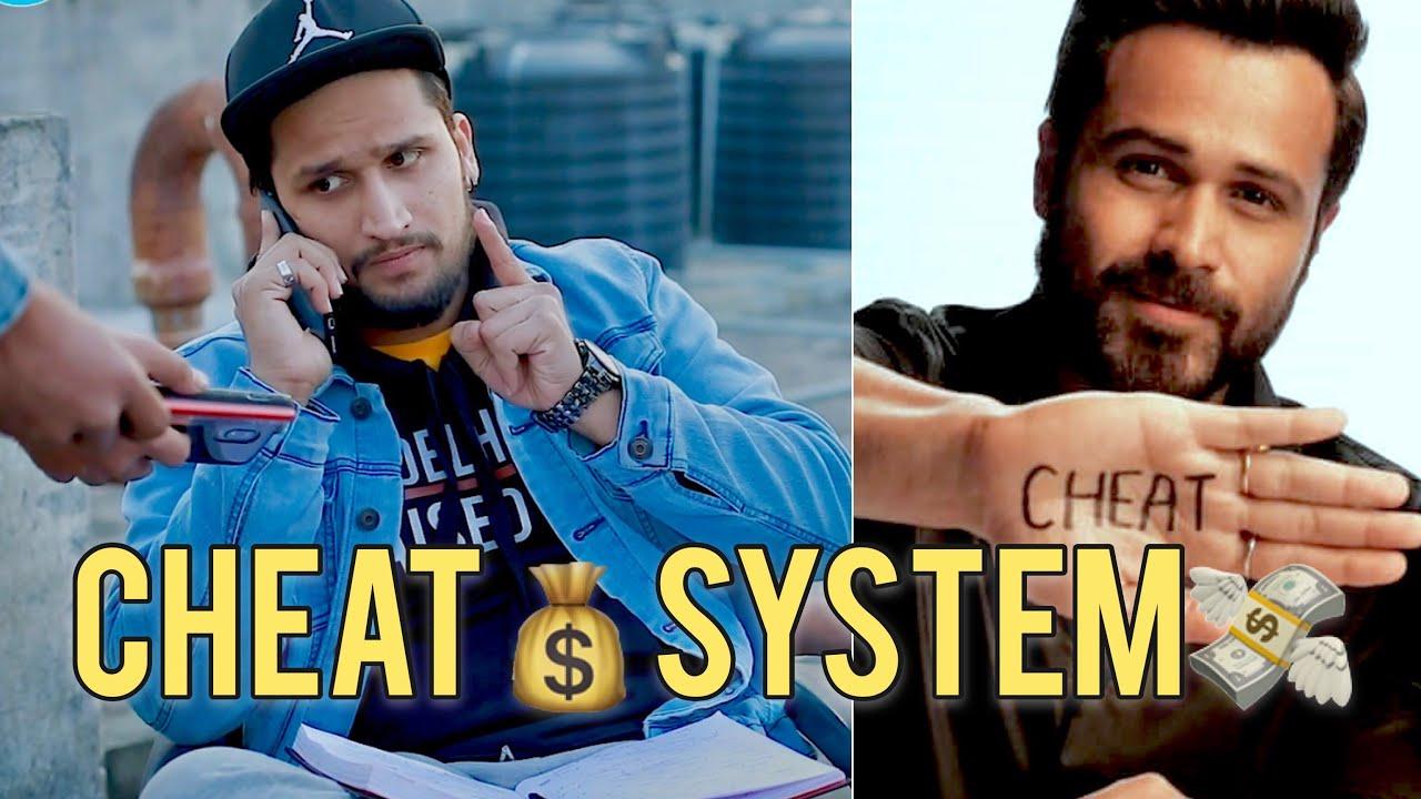 CHEAT SYSTEM || feat :- Emraan Hashmi - Why Cheat India || Hunny Sharma