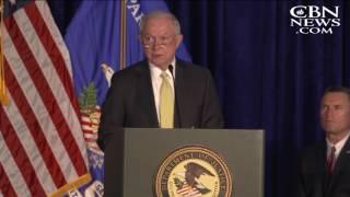 Justice Department: 12-City Partnership to Curb Violent Crime