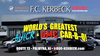 Kerbeck Buick GMC  World's Greatest CARBBQ