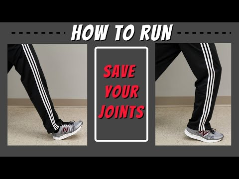 How to Run So You Save Your Hip Knee Joints Long Term