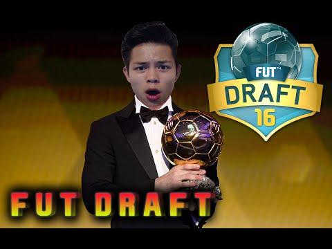 โชคดีมากที่ได้เล่นกับการ์ดพวกนี้! FUT DRAFT *8 - FIFA 16 Ultimate Team