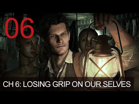 The Evil Within Chapter 6 Losing Grip on Ourselves Walkthrough Gameplay
