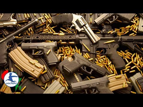Top 10 African Countries That Manufacture Weapons