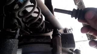 Важный момент при замене тормозных колодок